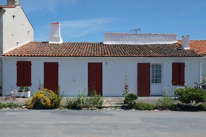 Photo du Monument Historique Maison situé à Ile-d'Aix
