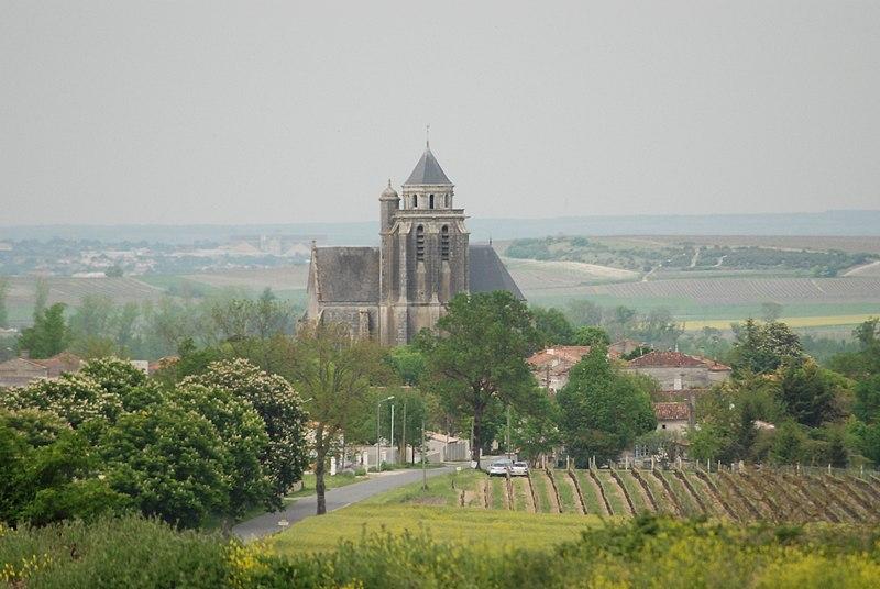 Photo du Monument Historique Eglise Sainte-Marie ou Notre-Dame£ situé à Lonzac