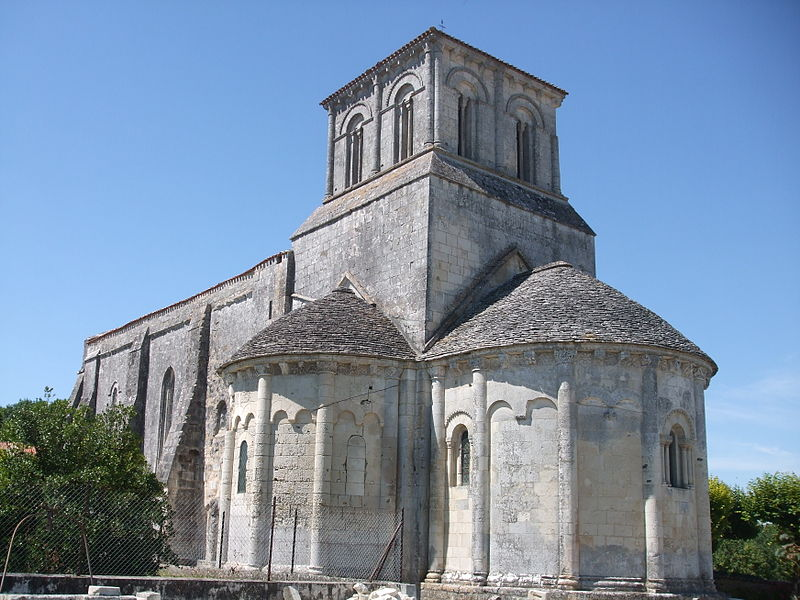 Photo du Monument Historique Eglise Saint-Sulpice situé à Marignac
