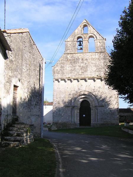 Photo du Monument Historique Eglise Notre-Dame-de-l'Assomption situé à Massac