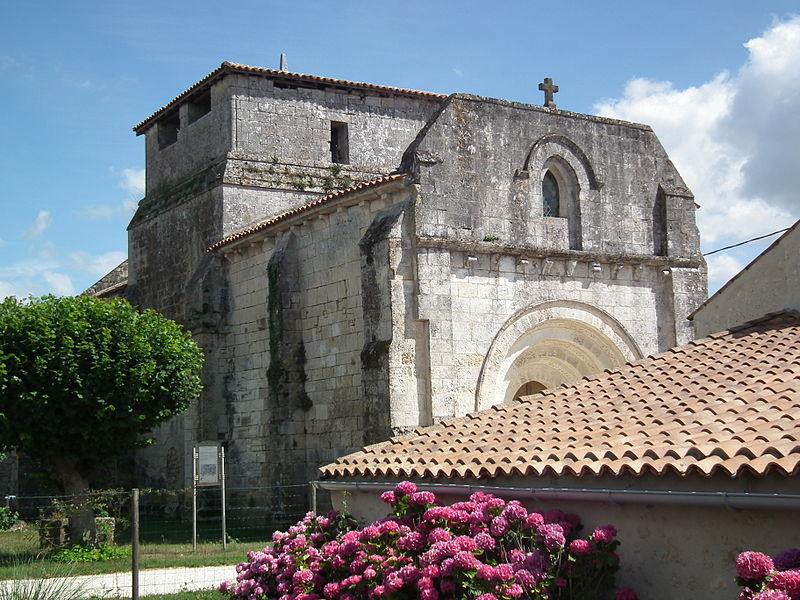 Photo du Monument Historique Eglise Saint-Pierre de Machennes situé à Mazerolles