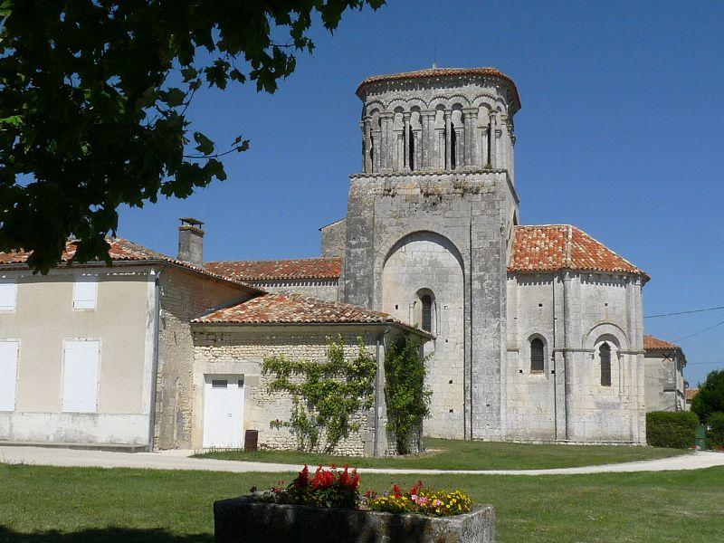 Photo du Monument Historique Eglise Saint-Martin situé à Moings