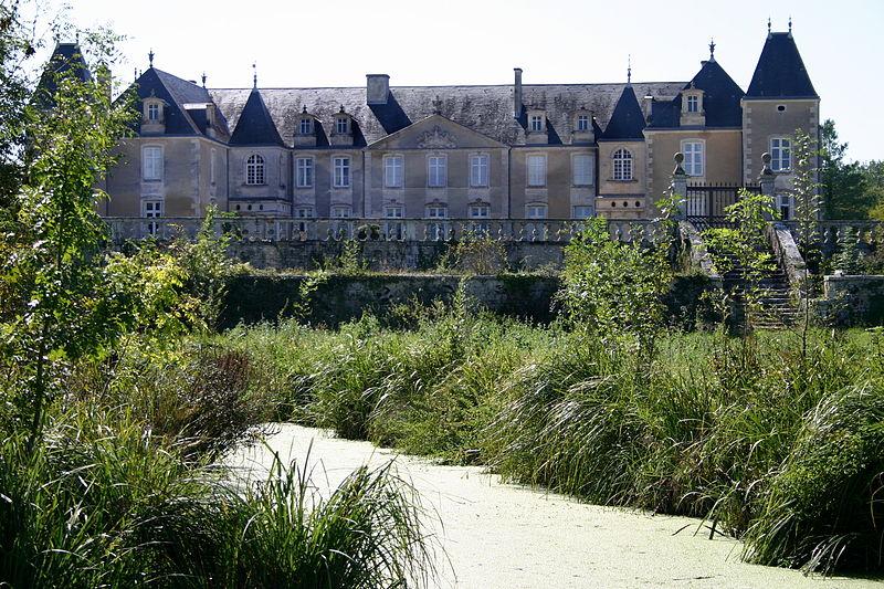 Photo du Monument Historique Château de Panloy situé à Port-d'Envaux