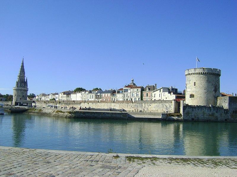 Photo du Monument Historique Fortifications maritimes situé à Rochelle (La)