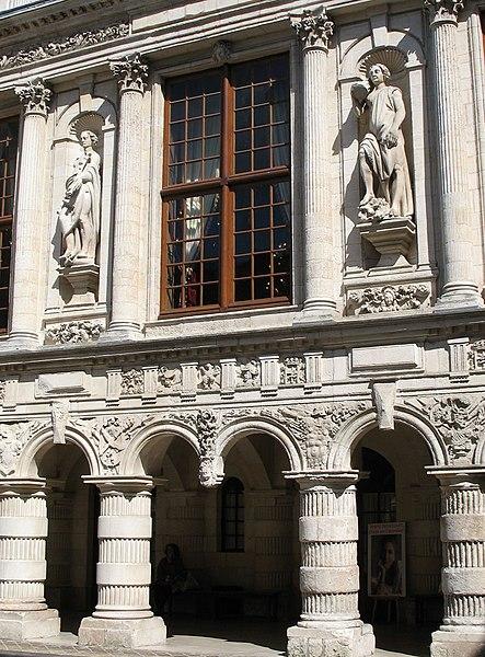 Photo du Monument Historique Hôtel de ville situé à Rochelle (La)