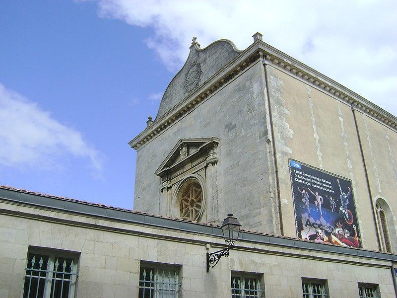 Photo du Monument Historique Lycée Eugène Fromentin situé à La Rochelle