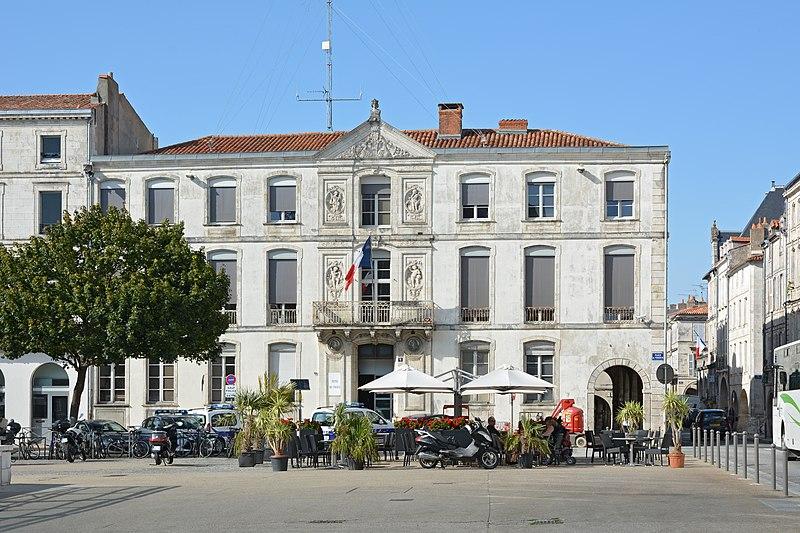 Photo du Monument Historique Maisons situé à La Rochelle