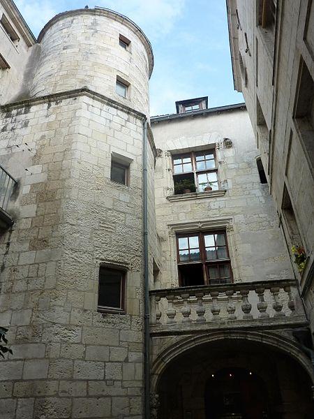 Photo du Monument Historique Maison Léon situé à Rochelle (La)