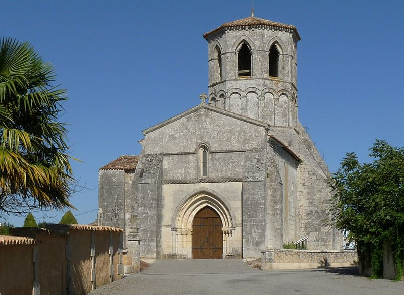 Photo du Monument Historique Eglise Saint-Vivien situé à Rouffignac