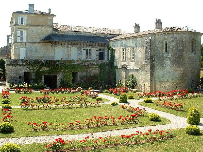 Photo du Monument Historique Vestiges de l'ancienne abbaye de Fontdouce situé à Saint-Bris-des-Bois