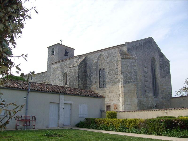 Photo du Monument Historique Eglise Saint-Hippolyte situé à Saint-Hippolyte