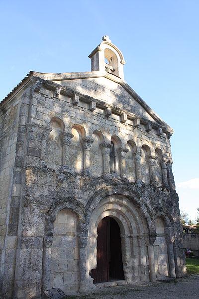 Photo du Monument Historique Eglise Saint-Martin situé à Saint-Martin-d'Ary