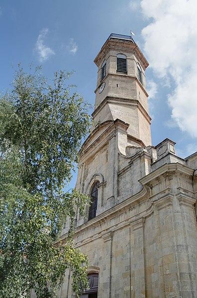 Photo du Monument Historique Eglise Saint-Pierre situé à Saint-Pierre-d'Oléron