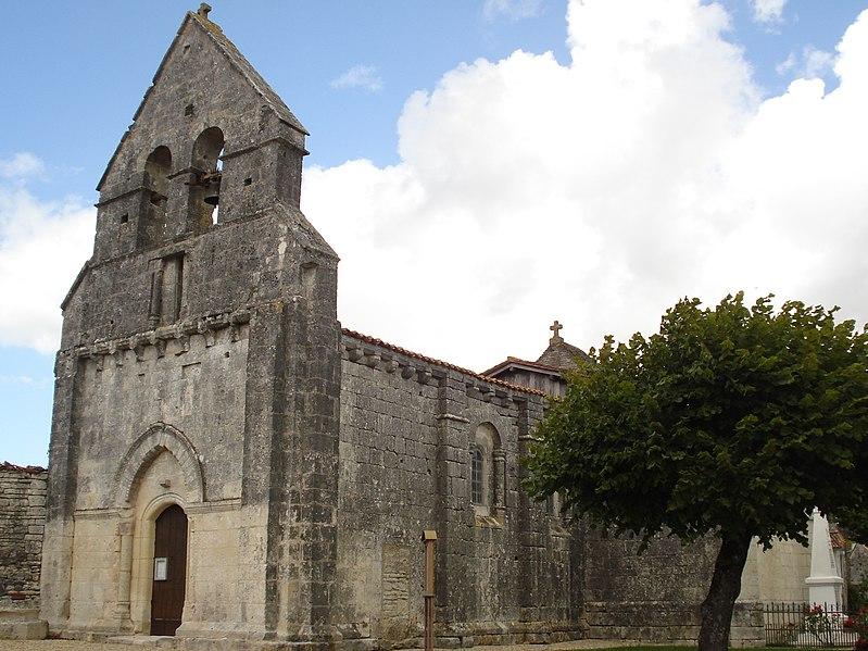 Photo du Monument Historique Eglise Notre-Dame de l'Assomption situé à Seigné