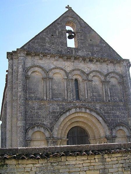 Photo du Monument Historique Eglise Notre-Dame situé à Le Seure