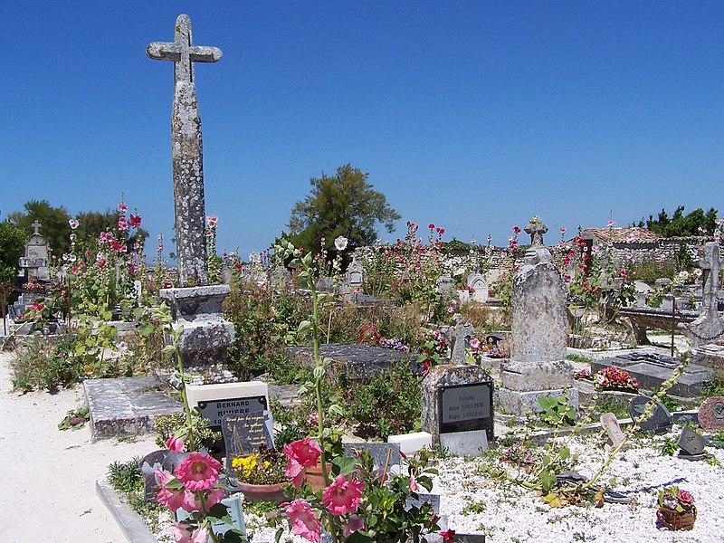 Photo du Monument Historique Ancien cimetière situé à Talmont-sur-Gironde