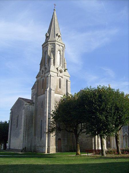 Photo du Monument Historique Eglise Saint-Grégoire£ situé à Tesson