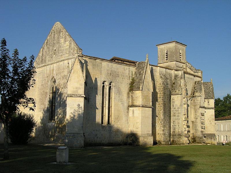 Photo du Monument Historique Eglise Saint-Madeleine situé à Varzay