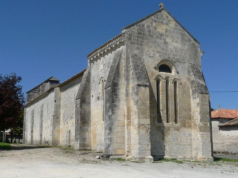 Photo du Monument Historique Eglise Notre-Dame de l'Assomption situé à Neulles