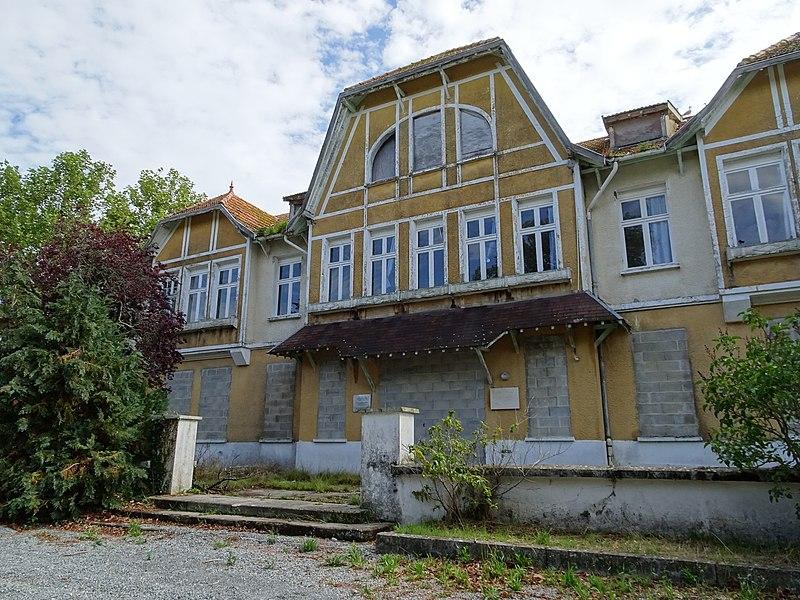Photo du Monument Historique La Maison Heureuse situé à Saint-Georges-d'Oléron