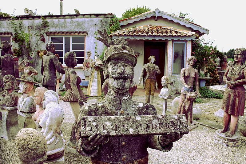 Photo du Monument Historique Jardin de Gabriel situé à Nantillé