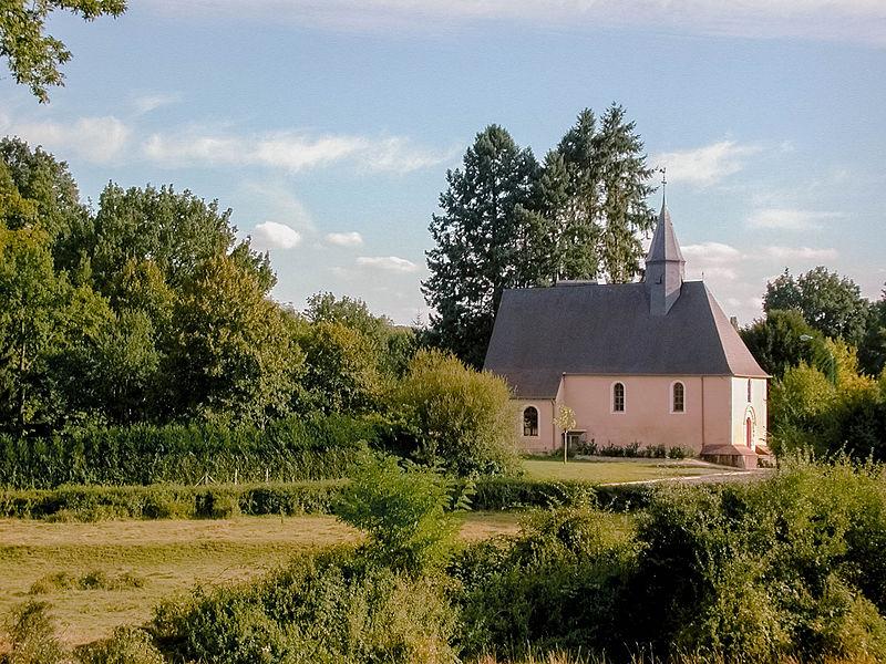 Photo du Monument Historique Eglise paroissiale Notre-Dame situé à Achères