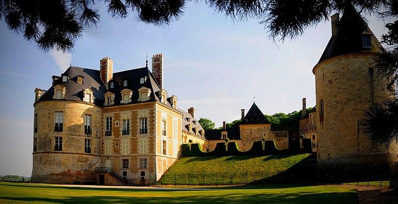 Photo du Monument Historique Château situé à Apremont-sur-Allier