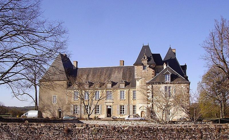 Photo du Monument Historique Château de la Vallée situé à Assigny