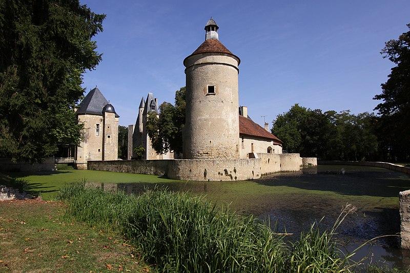 Photo du Monument Historique Château situé à Bannegon