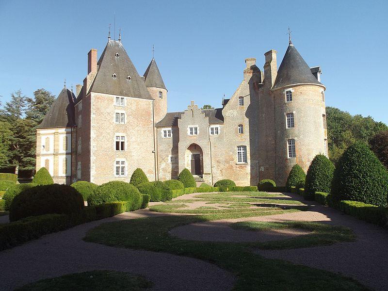 Photo du Monument Historique Château situé à Blancafort