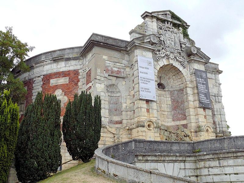 Photo du Monument Historique Ancien château d'eau situé à Bourges