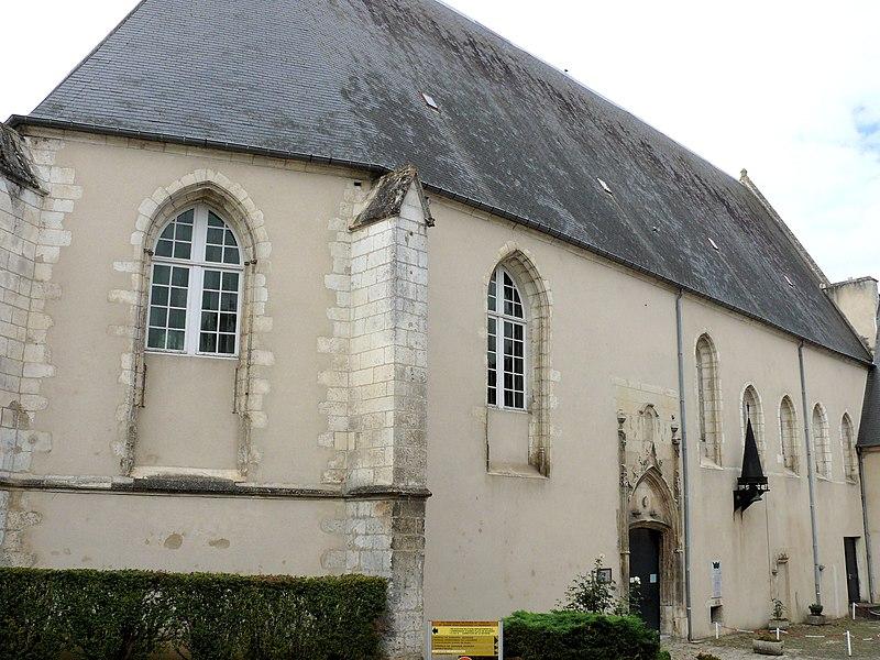 Photo du Monument Historique Enclos Sainte-Jeanne situé à Bourges