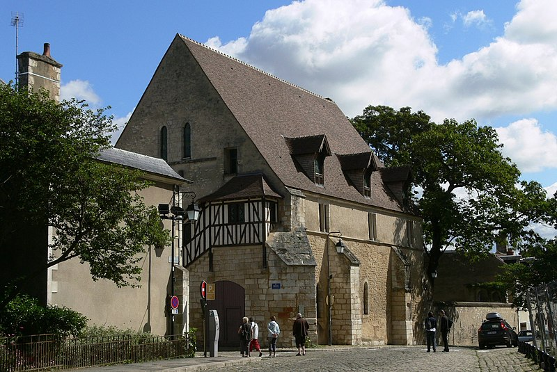 Photo du Monument Historique Grange aux dîmes situé à Bourges