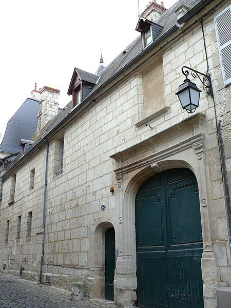 Photo du Monument Historique Hôtel Bastard situé à Bourges