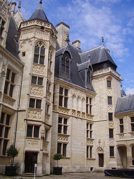Photo du Monument Historique Hôtel ou Palais Jacques-Coeur situé à Bourges