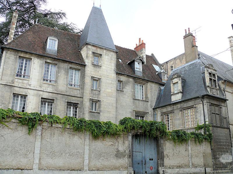 Photo du Monument Historique Hôtel situé à Bourges