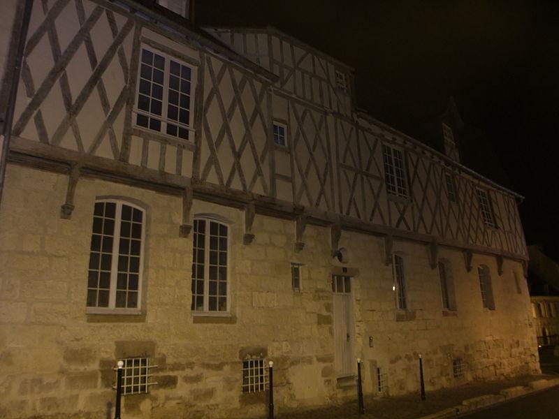 Photo du Monument Historique Maison du 15e siècle situé à Bourges