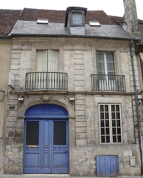 Photo du Monument Historique Maison situé à Bourges