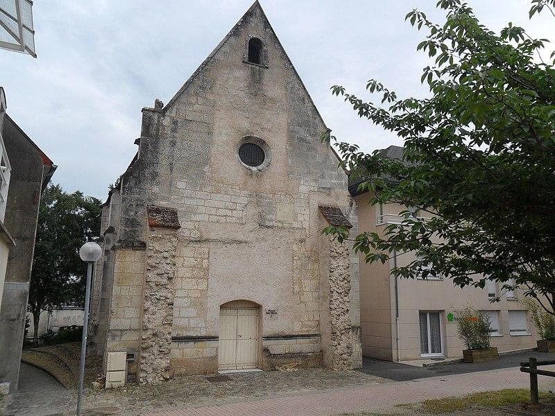 Photo du Monument Historique Ancien prieuré Saint-Martin-des-Champs situé à Bourges