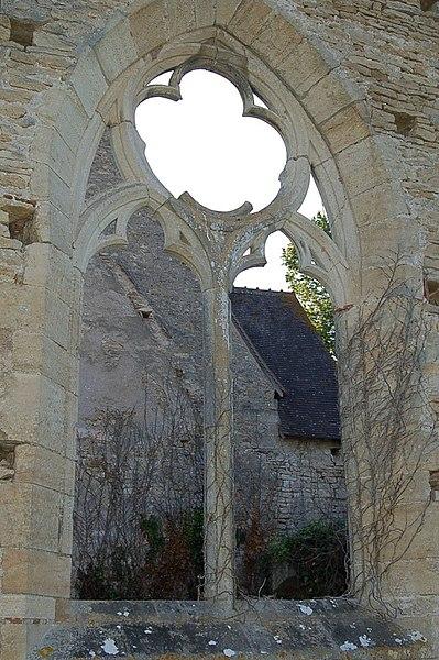Photo du Monument Historique Chapelle de Saint-Sylvain situé à Celle (La)