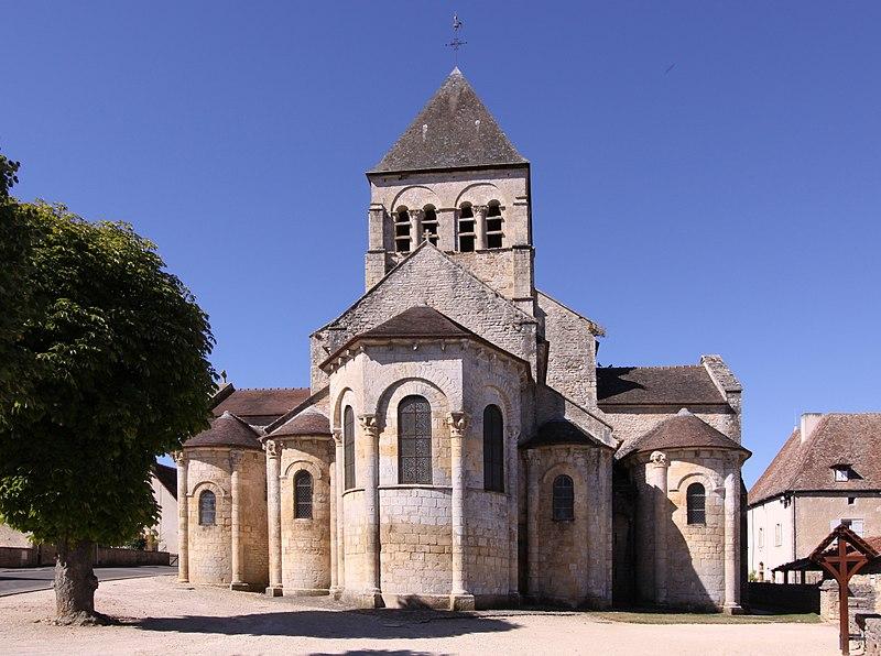 Photo du Monument Historique Eglise Saint-Blaise situé à La Celle