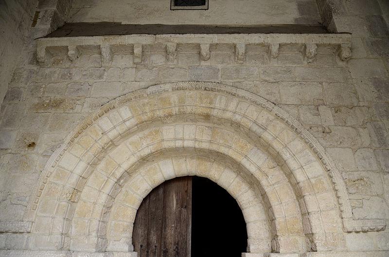 Photo du Monument Historique Eglise Saint-Martin situé à Charenton-du-Cher