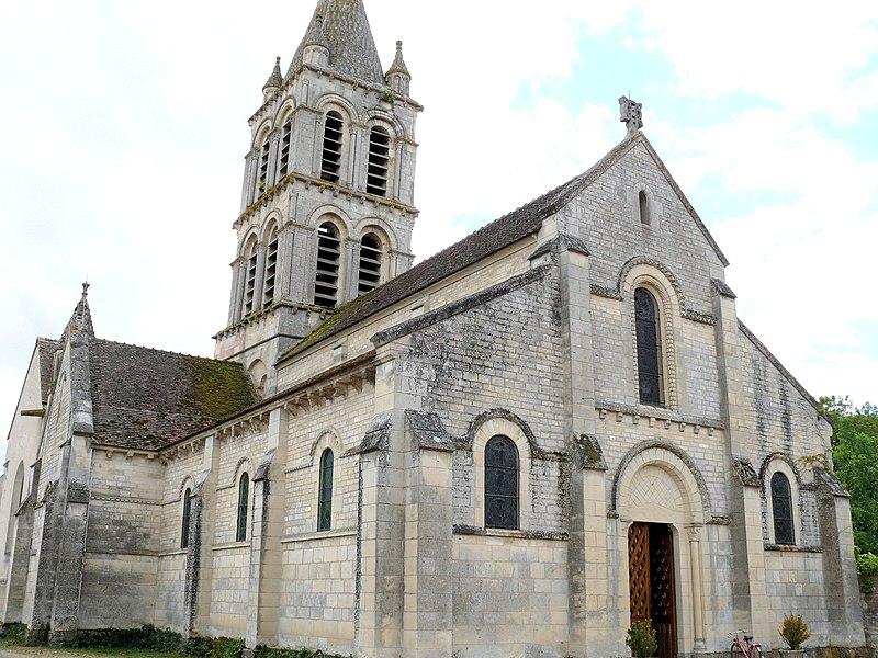 Photo du Monument Historique Eglise Notre-Dame situé à Charly