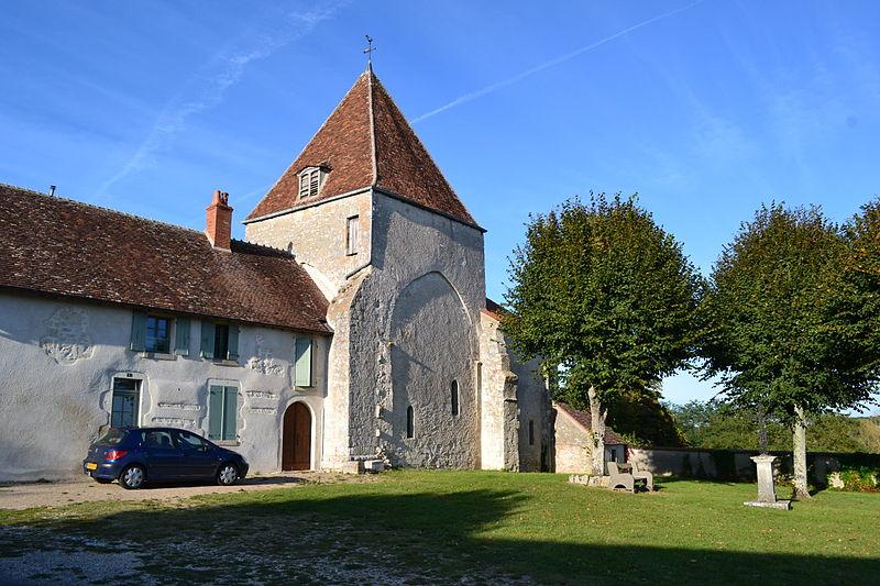 Photo du Monument Historique Eglise Saint-Martin situé à Corquoy