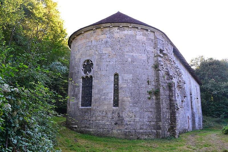 Photo du Monument Historique Prieuré de Grandmont situé à Corquoy