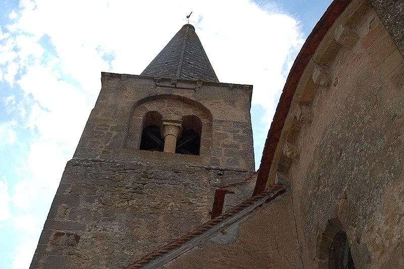 Photo du Monument Historique Eglise Notre-Dame situé à Coust