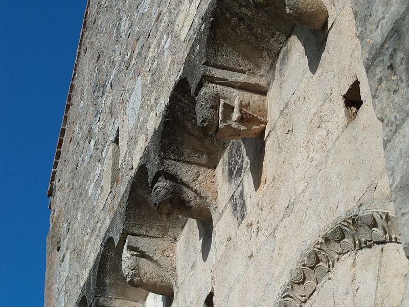 Photo du Monument Historique Ancienne chapelle situé à Drevant