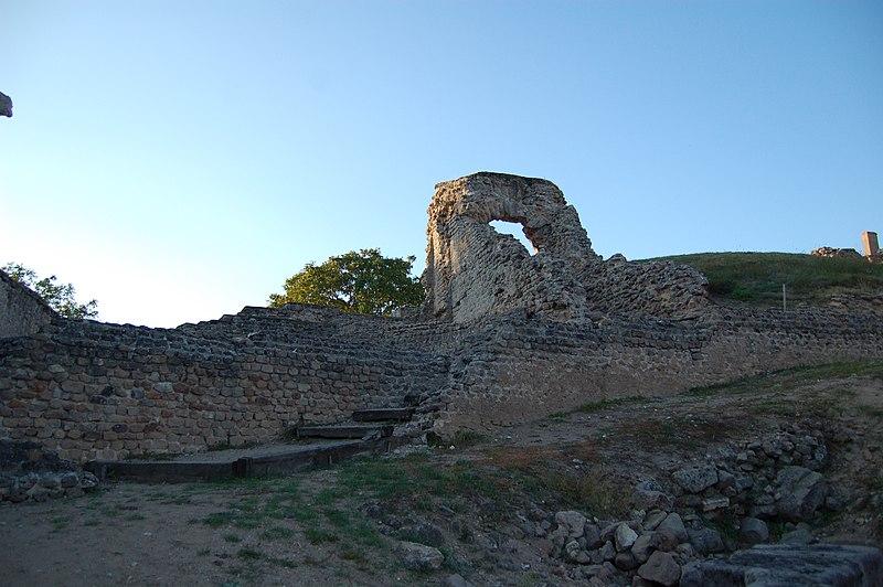 Photo du Monument Historique Vestiges gallo-romains situé à Drevant