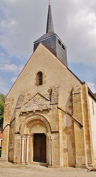 Photo du Monument Historique Eglise Notre-Dame situé à Garigny