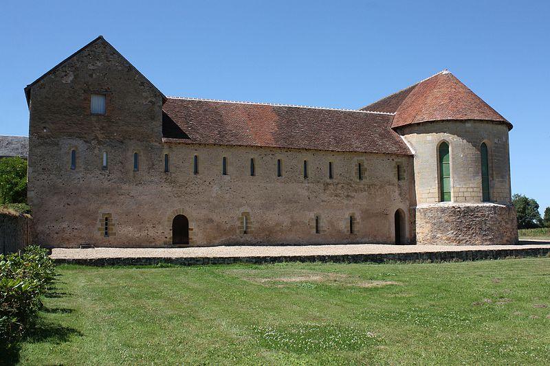 Photo du Monument Historique Ancien prieuré grandmontain de Fontblanche situé à Genouilly